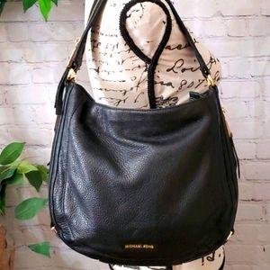 Michael Kors Julia Pebbled Leather Bag